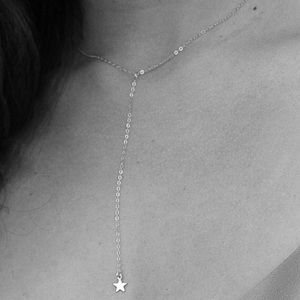 ✨✨NEW✨✨Tiny Star Lariat Necklace✨